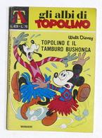 Fumetti Walt Disney - Gli Albi Di Topolino - N. 828 - Settembre 1970 - Sin Clasificación
