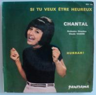 Chantam - Hurrah - 45 T - Rock