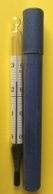 Thermomètre à Mercure Sans Marque Avec Son étui En Carton - Ciencia & Tecnología