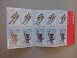 Norwegen 2013 Markenheftchen MH Weihnachten 1833-1834 Postfrisch Norge Booklet - Carné