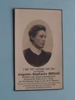 DP Augusta BEESAU ( Prefekte Der Maria-Congregatie ) Loo 23 Oct 1868 - Yper 11 Feb 1934 ( Zie Foto's ) ! - Overlijden