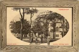 Romania - Timisoara - Temesvar - Jelenben Tüzörségi Szertàr - Roemenië