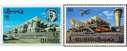 Ref. 39019 * MNH * - DUBAI. 1971. INAUGURATION OF DUBAI'S  AIRPORT . INAUGURACION DEL AEROPUERTO DE DUBAI - Voitures