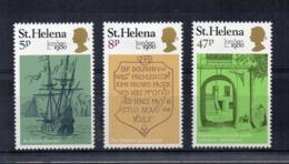 ISOLA DI ST. HELENA - 1980 - Mostra Del Francobollo Londra 80 - 3 Valori - Nuovi - Linguellati * - (FDC17266) - Isola Di Sant'Elena