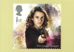 United Kingdom UK 2018 PHQ Card - Harry Potter - Hermione Granger - 1952-.... (Elisabeth II.)