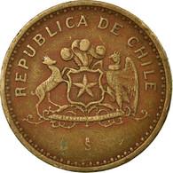 Monnaie, Chile, 100 Pesos, 1981, Santiago, TTB, Aluminum-Bronze, KM:226.1 - Chili
