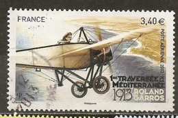 France 2013 Avion Roland Garros Aeroplane 3.40 Obl - Used Stamps