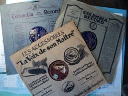 GOUNOD. LOT DE TROIS 78 TOURS. FAUST. 1929 / ANNEES 30                                                               ? - Opera