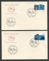 FDC ITALIA 2009 - CAVALLINO - EUROPA CEPT 2009 - ASTRONOMIA - 836 - 6. 1946-.. Republik