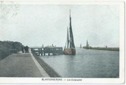 Blankenberge - Blankenberghe - Les Estacades - 1907 - Blankenberge