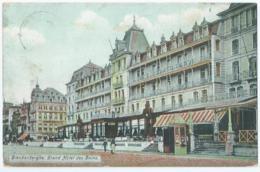 Blankenberge - Blankenberghe - Grand Hôtel Des Bains - 1906 - Blankenberge