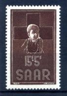 1954 SARRE SET MNH ** - 1947-56 Occupazione Alleata