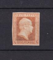 Preussen - 1850 - Michel Nr. 1 - Ungebr. - 60 Euro - Preussen