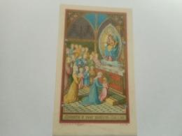 DEVOTIE-ST.AUGUSTINUS-MONSTRA TE ESSE MATREM-LITH. - Religione & Esoterismo