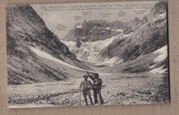 CPA 05 - Vallée Des Etançons - Massif De L'Oisans - Le Refuge Du Promontoire , La Brèche Et Le Glacier Des Etançons - France