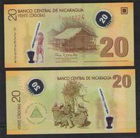 NICARAGUA 20   2007 UNC! - Nicaragua