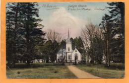 Ballyfin Ireland 1905 Postcard - Laois