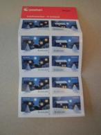 Norwegen 2017 Markenheftchen MH 1956-1957 Postfrisch Weihnachten Norge Booklet - Markenheftchen