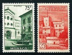 Mónaco Nº 397/8 Nuevo Cat.39,50€ - Monaco