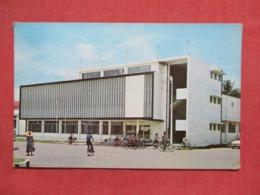 Asia > Brunei  Civic Center Kuala Belait--Has Stamp & Cancel    Ref   3653 - Brunei