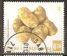 Bosnia & Herzegovina 2006 Potato Obl - Bosnië En Herzegovina