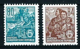 Alemania Oriental Nº 161/2 Nuevo Cat.43€ - [6] Democratic Republic