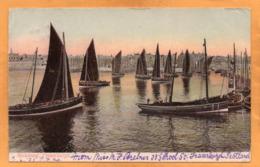 Fraserburgh UK 1905 Postcard - Aberdeenshire