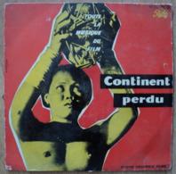 Continent Perdu - 45t - Filmmusik