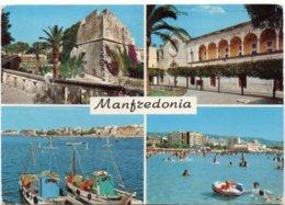 MANFREDONIA (Foggia) - Vedute - Manfredonia
