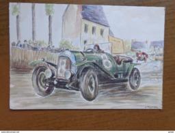 20 Postkaarten Met AUTO'S (zie Foto's) LOT 1 - 5 - 99 Karten