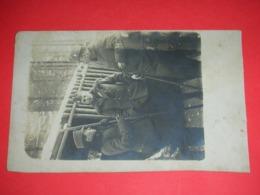 Austria-Hungary Monarchy,soldiers,military Uniform,insignia,army,mountain Truppen?,original Photo,vintage Postcard - Uniformes