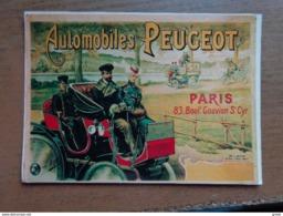 20 Postkaarten Met AUTO'S (zie Foto's) LOT 2 - 5 - 99 Karten