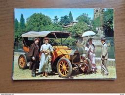 21 Postkaarten Met AUTO'S (zie Foto's) LOT 3 - 5 - 99 Karten