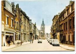 ARMENTIERES Rue De Dunkerque Coiffure Tabac. Citroen 2CV - Armentieres