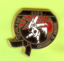 Pin's Karaté Japon - 4HH17 - Badges