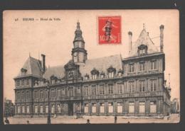 Reims - Hôtel De Ville - 1914 - Reims