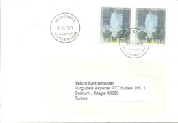 Finland ; Cover Bearing Europa CEPT Stamps Issued In 2007 - Finland