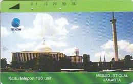 Indonesien - IND 229 FAMOUS BUILDINGS - JAKARTA - MESJID ISTIQLAL - 100 UNITS - Indonesië