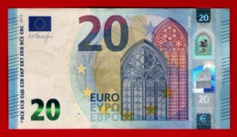 RARE R004 E6 GERMANY - DEUTSCHLAND R004E6 - RA3843627477 CIRCULATED - 20 Euro