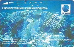 Indonesien - IND 240 UNDERWATER LIFE 3 - 140 Units - Indonesië