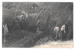 LIGNIERES LA DOUCELLE - Environs De Pré En Pail - Carrière De Minerai De Fer (beau Plan Animé) - Francia