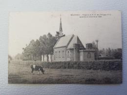 BAUGNIES Chapelle Notre Dame Des Affligés  Agrandie Et Embellie En 1888 - Peruwelz