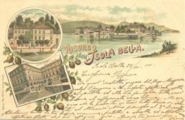 12798 - Lago Maggiore - Isola Bella R - Verbania