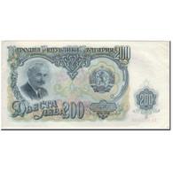 Billet, Bulgarie, 200 Leva, 1951, KM:87a, SUP - Bulgarien