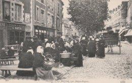 41--BLOIS--LE MARCHE-RUE DENIS PAPIN--VOIR SCANNER - Blois