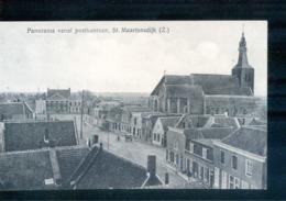 St. Maartensdijk - Postkantoor - 1919 - Poortvliet Stempel - Tholen