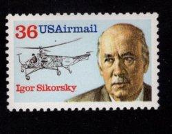 848383027 1988 SCOTT C119 POSTFRIS MINT NEVER HINGED EINWANDFREI (XX)  IGOR SIKORSKY - Air Mail