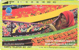 Indonesien - IND 310 - SPORT WOMAN - 400 Units - Indonesië