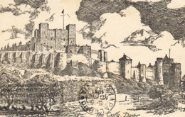 18373 - Londra - The Castle Dover F - Londres