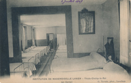 94) THIAIS - Institution Lanier - Un Dortoir (1909) - Thiais